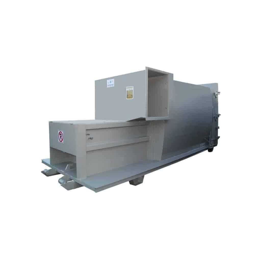 Compacteur intégré