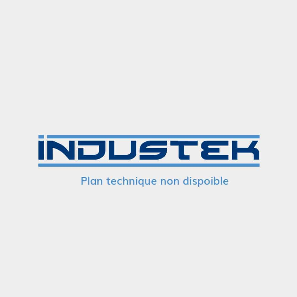 Plan technique - Non Disponible - Industek