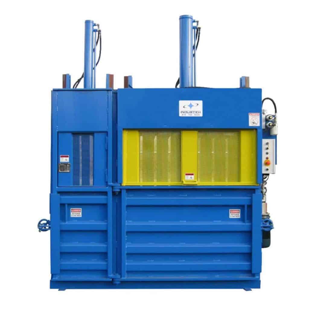 Presse verticale double IBV1320D - Industek
