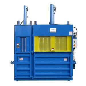 Presse verticale à recyclage double IBV1320D - Industek